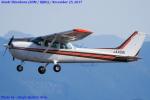 Chofu Spotter Ariaさんが、南紀白浜空港で撮影した日本個人所有 172P Skyhawkの航空フォト(飛行機 写真・画像)