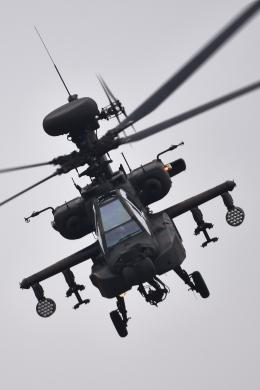 Kenny600mmさんが、築城基地で撮影した陸上自衛隊 AH-64Dの航空フォト(写真)