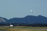 rjnsphotoclub-No.07さんが、静岡空港で撮影したアシアナ航空 A321-231の航空フォト(飛行機 写真・画像)