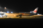 mojioさんが、静岡空港で撮影した日本航空 767-346/ERの航空フォト(写真)