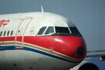 rjnsphotoclub-No.07さんが、静岡空港で撮影した中国東方航空 A319-112の航空フォト(飛行機 写真・画像)