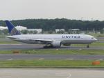 FRTさんが、成田国際空港で撮影したユナイテッド航空 777-224/ERの航空フォト(飛行機 写真・画像)