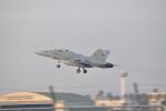 M.Ochiaiさんが、新田原基地で撮影したアメリカ海兵隊 F/A-18D Hornetの航空フォト(写真)