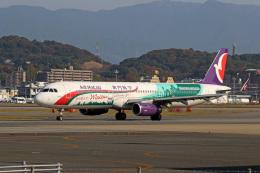 yoyotoruさんが、福岡空港で撮影したマカオ航空 A321-231の航空フォト(飛行機 写真・画像)