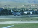 バンチャンさんが、カイセリ・エルキレト国際空港で撮影したトルコ空軍 C-160Dの航空フォト(写真)