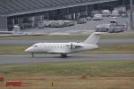 幹ポタさんが、羽田空港で撮影した不明 CL-600-2B16 Challenger 604の航空フォト(写真)