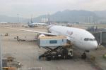 JA8075さんが、香港国際空港で撮影したタイ国際航空 777-3D7の航空フォト(写真)