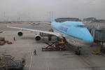 JA8075さんが、香港国際空港で撮影した大韓航空 747-4B5の航空フォト(写真)
