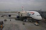 JA8075さんが、香港国際空港で撮影したブリティッシュ・エアウェイズ A380-841の航空フォト(写真)
