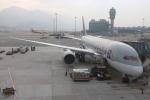 JA8075さんが、香港国際空港で撮影したカタール航空 787-8 Dreamlinerの航空フォト(写真)