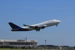 yoshi_350さんが、成田国際空港で撮影したウエスタン・グローバル・エアラインズ 747-446(BCF)の航空フォト(写真)