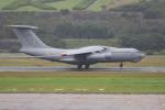sumihan_2010さんが、長崎空港で撮影したインド空軍 Il-76MD Gajarajの航空フォト(写真)