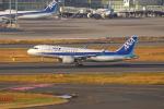sumihan_2010さんが、羽田空港で撮影した全日空 A320-271Nの航空フォト(写真)