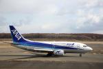 ATOMさんが、新千歳空港で撮影したANAウイングス 737-5L9の航空フォト(写真)