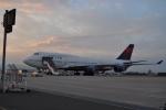 やす!さんが、仙台空港で撮影したデルタ航空 747-451の航空フォト(写真)