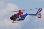 yabyanさんが、名古屋飛行場で撮影した毎日新聞社 EC135T1の航空フォト(飛行機 写真・画像)