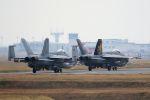 kazuchiyanさんが、岩国空港で撮影したアメリカ海軍 F/A-18E Super Hornetの航空フォト(写真)