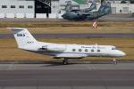 yabyanさんが、名古屋飛行場で撮影したダイヤモンド・エア・サービス G-1159 Gulfstream IIの航空フォト(写真)