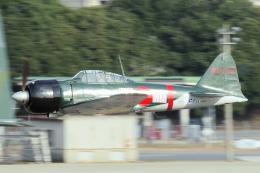 yabyanさんが、中部国際空港で撮影したゼロエンタープライズ Zero 22/A6M3の航空フォト(飛行機 写真・画像)