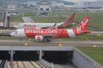 wunalaさんが、クアラルンプール国際空港で撮影したエアアジア A320-251Nの航空フォト(写真)