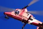 SAMBAR-2463さんが、長野県内(場外)で撮影したアカギヘリコプター K-1200 K-Maxの航空フォト(写真)