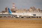 FRTさんが、松山空港で撮影したガルーダ・インドネシア航空 A330-341の航空フォト(飛行機 写真・画像)