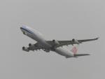FRTさんが、関西国際空港で撮影したチャイナエアライン A340-313Xの航空フォト(飛行機 写真・画像)