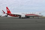 JRF spotterさんが、ダニエル・K・イノウエ国際空港で撮影した上海航空 737-8-MAXの航空フォト(写真)