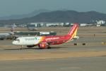 TAKA-Kさんが、仁川国際空港で撮影したベトジェットエア A320-214の航空フォト(写真)