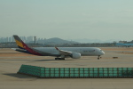 TAKA-Kさんが、仁川国際空港で撮影したアシアナ航空 A350-941XWBの航空フォト(写真)