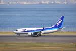 けいとパパさんが、羽田空港で撮影した全日空 737-781の航空フォト(写真)