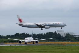航空フォト:B-5510 中国国際航空 737-800