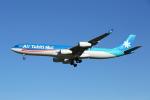 VEZEL 1500Xさんが、成田国際空港で撮影したエア・タヒチ・ヌイ A340-313Xの航空フォト(写真)