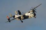 isiさんが、厚木飛行場で撮影したアメリカ海軍 C-2A Greyhoundの航空フォト(写真)
