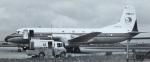 TKOさんが、福岡空港で撮影した日本航空機製造 YS-11の航空フォト(写真)