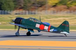 航空フォト:N553TT ゼロエンタープライズ Zero A6M