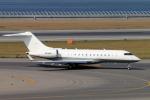 yabyanさんが、中部国際空港で撮影したユタ銀行 BD-700 Global Express/5000/6000の航空フォト(飛行機 写真・画像)