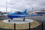 yabyanさんが、名古屋飛行場で撮影した日本個人所有 Commander 112の航空フォト(飛行機 写真・画像)