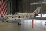 yabyanさんが、名古屋飛行場で撮影した日本個人所有 PA-46-310P Malibuの航空フォト(飛行機 写真・画像)
