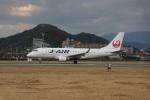 FRTさんが、松山空港で撮影したジェイ・エア ERJ-170-100 (ERJ-170STD)の航空フォト(飛行機 写真・画像)