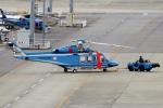 yabyanさんが、名古屋飛行場で撮影した富山県警察 AW139の航空フォト(写真)