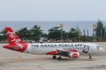 安芸あすかさんが、プーケット国際空港で撮影したエアアジア A320-216の航空フォト(写真)