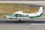 yabyanさんが、名古屋飛行場で撮影した共立航空撮影 208 Caravan Iの航空フォト(写真)