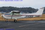Chofu Spotter Ariaさんが、龍ケ崎飛行場で撮影した日本個人所有 172P Skyhawkの航空フォト(写真)