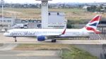 誘喜さんが、パリ オルリー空港で撮影したオープンスカイズ 757-230の航空フォト(飛行機 写真・画像)