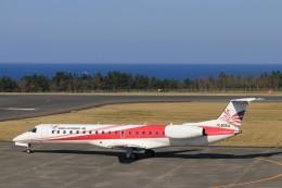 musashiさんが、鳥取空港で撮影したコリアエクスプレスエア ERJ-145EPの航空フォト(写真)