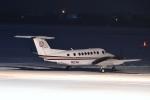 E-75さんが、函館空港で撮影したJET NET global King Air 350iの航空フォト(写真)