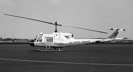 ハミングバードさんが、名古屋飛行場で撮影した全日空 204B(FujiBell)の航空フォト(飛行機 写真・画像)