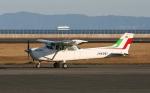 asuto_fさんが、大分空港で撮影した新日本航空 172P Skyhawkの航空フォト(写真)