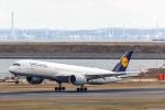Y-Kenzoさんが、羽田空港で撮影したルフトハンザドイツ航空 A350-941XWBの航空フォト(写真)